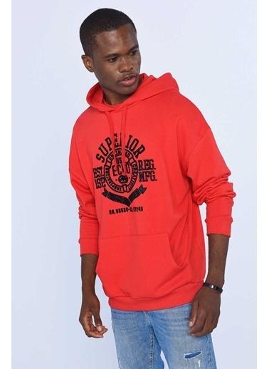Ecko Unltd Sweatshirt Kırmızı